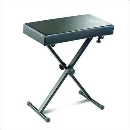 Picture of Ashton KS100 Portable Keyboard Bench