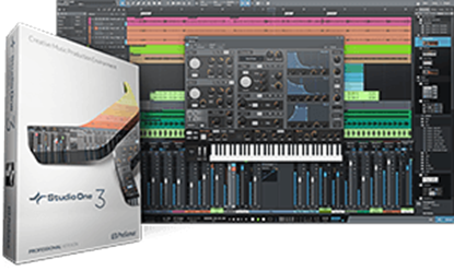 PreSonus Studio One Upgrade - Artist 1 or 2 to V3 PRO
