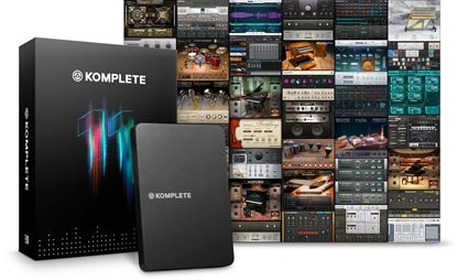 Picture of Native Instruments Komplete 11