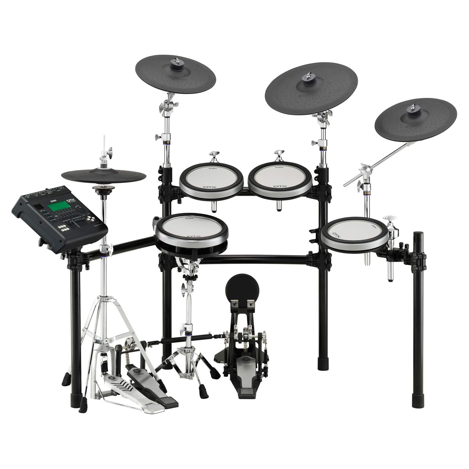 Yamaha Dtx9750k Electronic Drum Kit With Hi Hat Control Perth