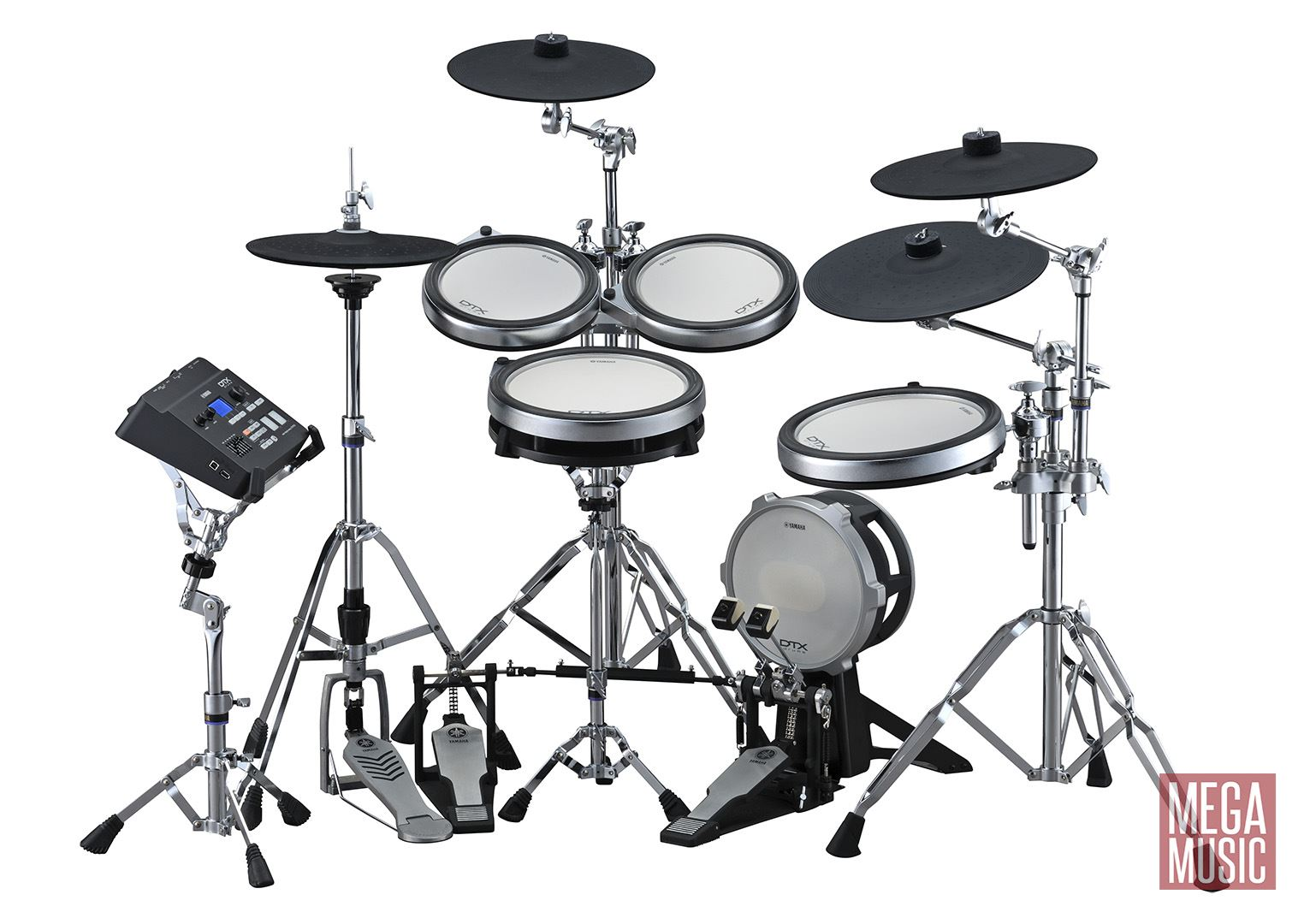 38df2f005dfd Yamaha DTX760HWK Electronic Drum Kit with Drum Hardware - Perth ...