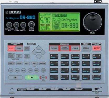 Boss DR-880 Dr Rhythm Drum Machine