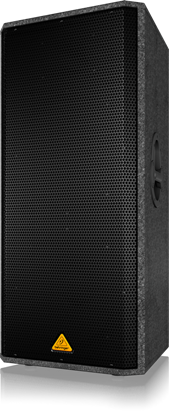 Behringer Eurolive VP2520 Passive PA Speaker w Dual 15 inch Woofers (2000W)