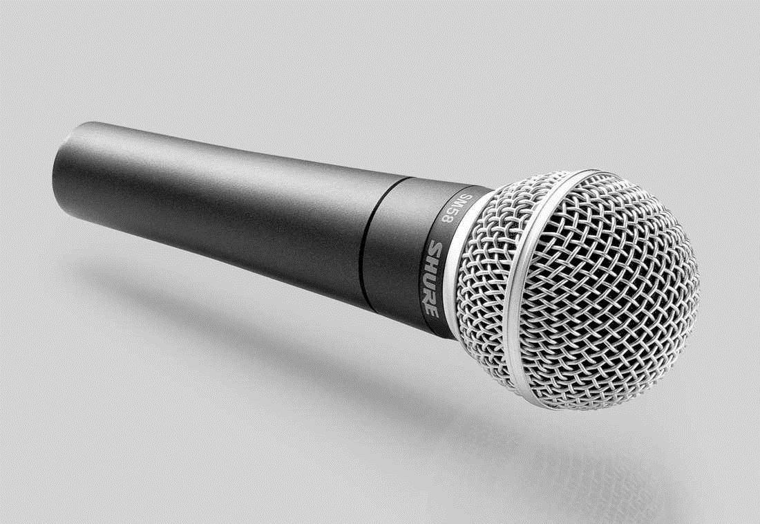 shure sm58 dynamic vocal microphone perth mega music online. Black Bedroom Furniture Sets. Home Design Ideas