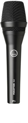 Picture of AKG P5 High Performance Dynamic Vocal Microphone