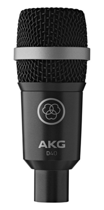 Picture of AKG D40 Professional Dynamic Instrument Microphone