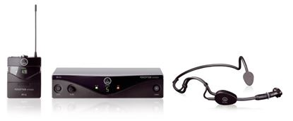 Picture of AKG PW45PTHA Perception Beltpack Wireless Headset System (530-560 MHz)