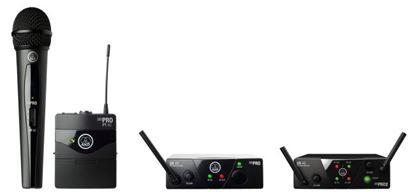 AKG WMS40 Mini Beltpack Instrumental Wireless System (Channel C)