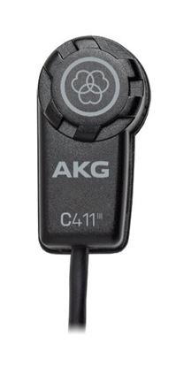 Picture of AKG C411 High Performance Mini Condenser Pickup
