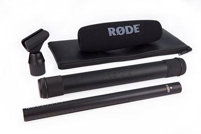 Rode NTG3B Shotgun Condenser Microphone Pack