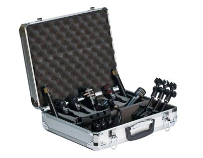 Audix DP7 Drum 7-pce Microphone Pack