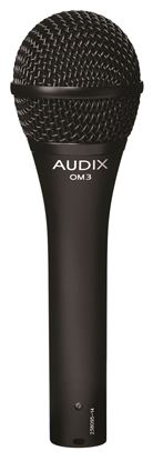 Audix OM3 Professional Dynamic Vocal Microphone