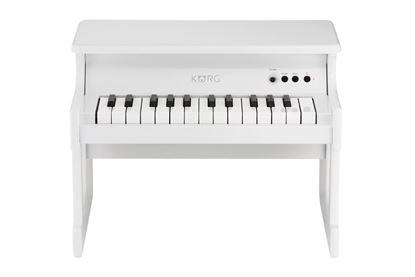 Korg TinyPiano 25-minikey Digital Toy Piano (White)