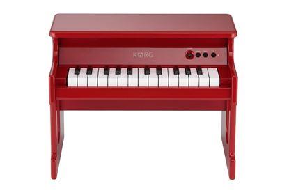 Korg TinyPiano 25-minikey Digital Toy Piano (Red)