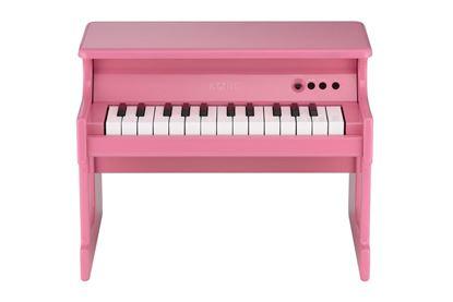 Korg TinyPiano 25-minikey Digital Toy Piano (Pink)
