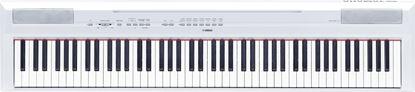Yamaha P-115 Digital Piano (White P115)