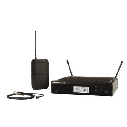 Shure BLX14R/W93 Wireless 1/2R Lavalier System (K14: 614-638MHz)