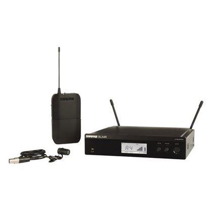 Shure BLX14R/W85 Wireless 1/2R Cardioid Lavalier System (K14: 614-638MHz)
