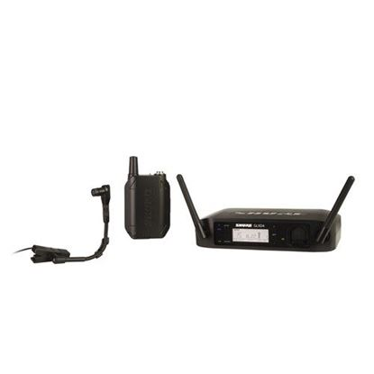 Shure GLXD14/BETA98 Wireless Dig Instrument System Auto Setup: 2.4GHz