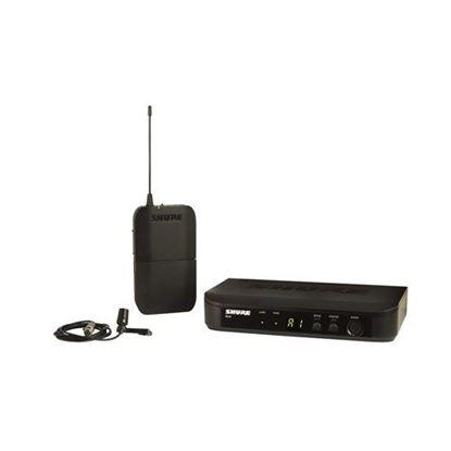 Shure BLX14/CVL Wireless Lapel Mic System (K14: 614-638MHz)