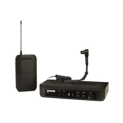 Shure BLX14/B98 Wireless Instrument Mic System (M17: 662-686MHz)