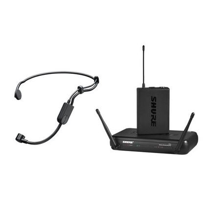 Shure SVX14/PGA31 Wireless Headworn Mic System (J9: 558-570MHz)