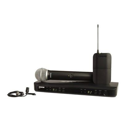 Shure BLX1288/31 Wireless Dual Mic System (M17: 662-686MHz)