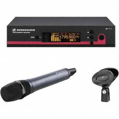 Sennheiser EW-145-G3 Handheld Super-Cardioid Mic Wireless System (1G8:1785-1800 MHz)