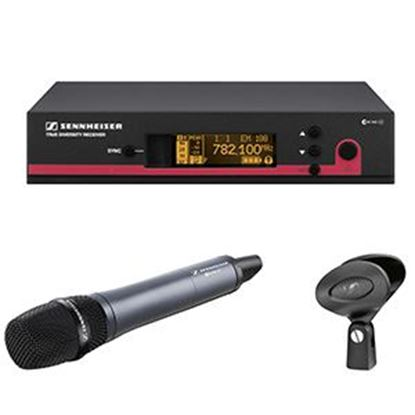 Sennheiser EW-145-G3 Handheld Super-Cardiod Mic Wireless System (A:520-558 MHz)