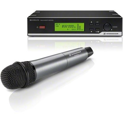 Picture of Sennheiser XSW-65 Wireless Cardioid Dynamic Handheld Mic System (A:548-572 MHz)
