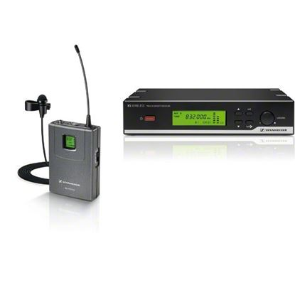 Picture of Sennheiser XSW-12 XS Wireless Lapel System (A:548-572 MHz)