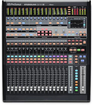 PreSonusStudioLive CS18AI 64 Channel Mixing Desk