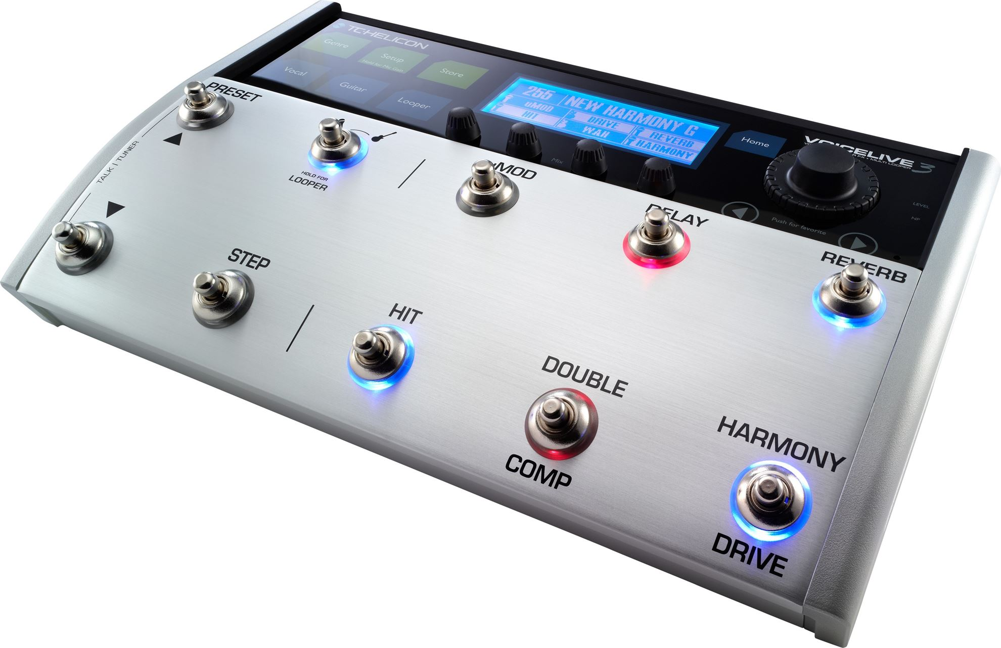 tc helicon voicelive 3 guitar vocal effects perth mega music online. Black Bedroom Furniture Sets. Home Design Ideas