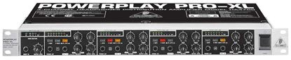 Behringer Powerplay HA4700 4-Channel Headphone Amp/Mixer