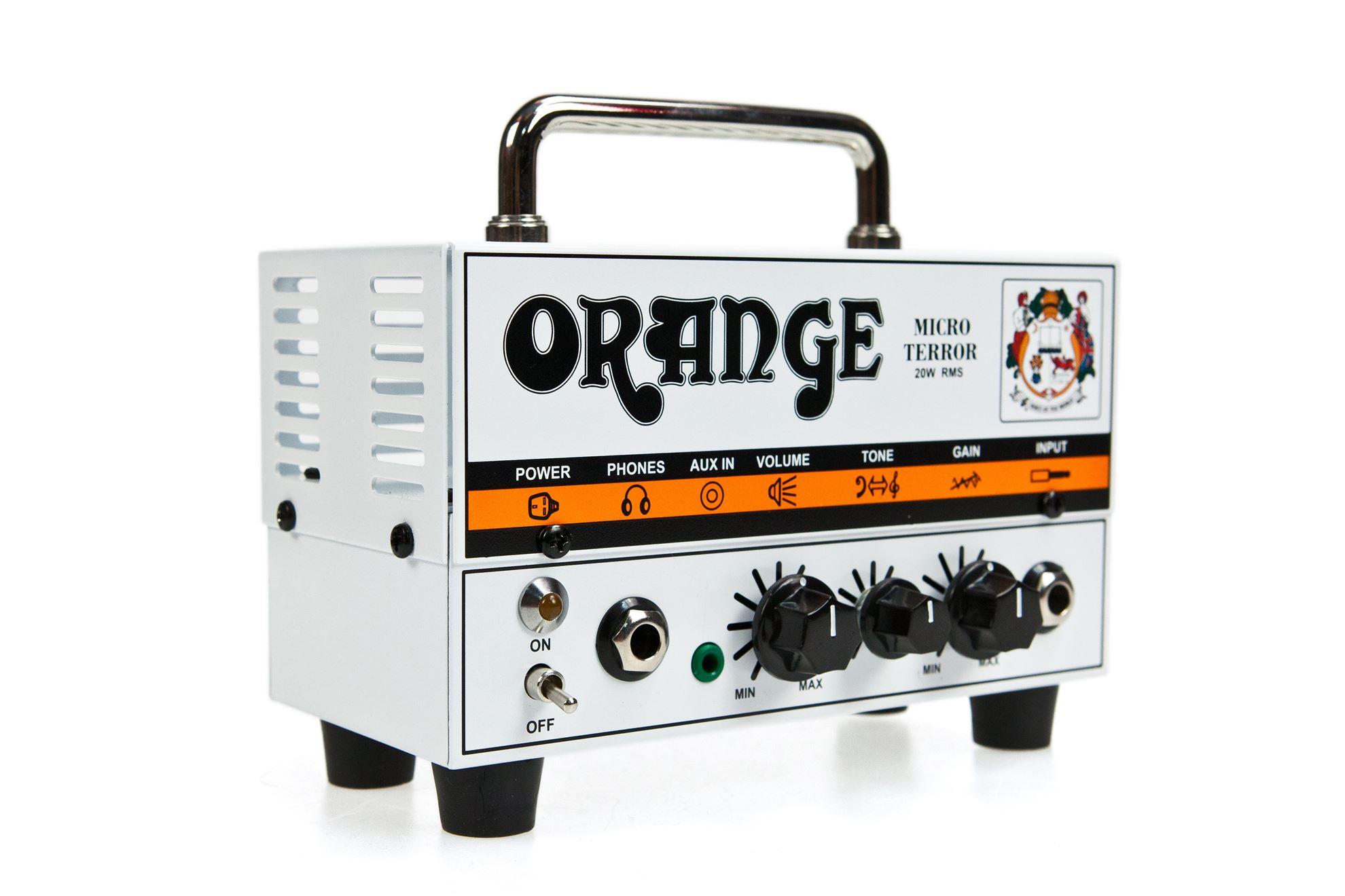 orange micro terror mini guitar amp head perth mega music online. Black Bedroom Furniture Sets. Home Design Ideas
