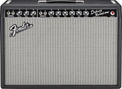 Fender '65 Deluxe Reverb Combo Guitar Amp - 22 Watts/12inch Speaker