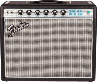Fender '68 Custom Deluxe Reverb Combo Guitar Amp - 22 Watts/12inch Speaker