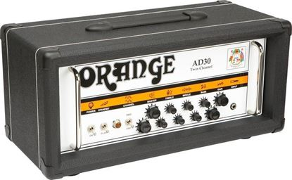 Orange AD30HTC Guitar Amp Head (Black)- 30 Watts