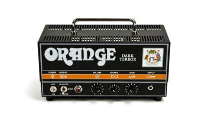 Orange Dark Terror Guitar Amp Head - 15 Watts