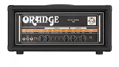 Orange Dual Dark 100 Guitar Amp Head - 100 Watts
