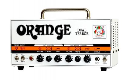 Orange Dual Terror Guitar Amp Head - 30 Watts