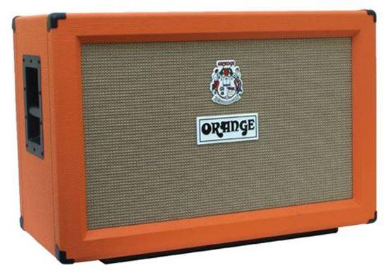 orange ppc212 guitar amp speaker cabinet closed back 2x12inch speakers perth mega music. Black Bedroom Furniture Sets. Home Design Ideas