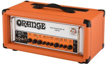 Orange Rockerverb 50 MkIII Guitar Amp Head - 50 Watts