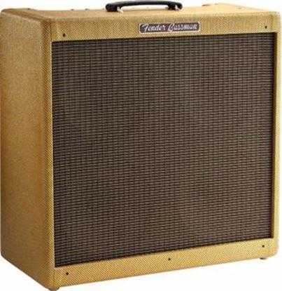 Fender '59 Bassman Guitar Amp Combo (Tweed) - 45 Watts/4x10inch Speakers