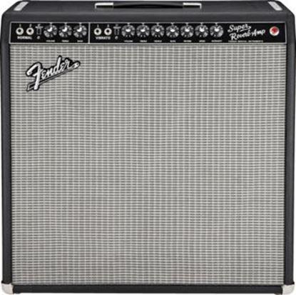 Fender '65 Super Reverb Guitar Amp Combo - 45 Watts/4x10inch Speakers