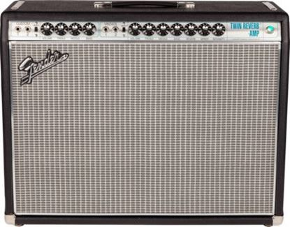 Fender '68 Custom Twin Reverb Guitar Amp Combo - 85 Watts/2x12inch Speakers