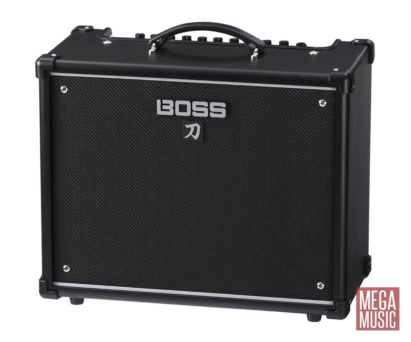 Boss Katana-50 Guitar Amplifier Combo - Front