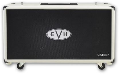 EVH 5150 III Guitar Amplifier Speaker Cabinet - Ivory - 2x12