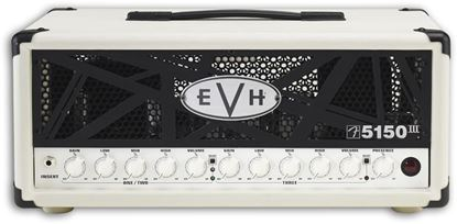 Picture of EVH 5150 III Guitar Amp Head (Ivory) - 50 Watts