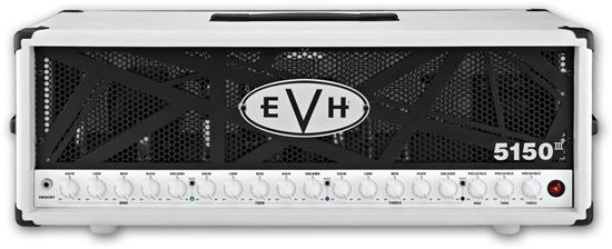EVH 5150 III Guitar Amp Head (Ivory) - 100 Watts